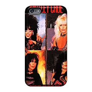 Excellent Hard Phone Cover For Apple Iphone 6 With Unique Design Trendy Motley Crue Skin Hardcase88