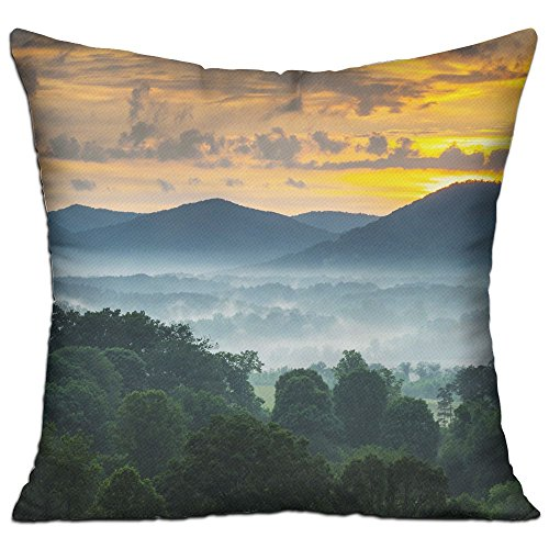 Amazon Com Wqbzl Asheville Nc Blue Ridge Mountains Sunset