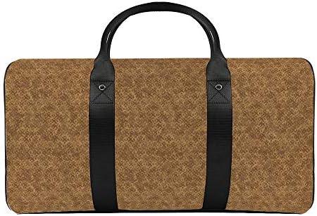 黄麻布11 旅行バッグナイロンハンドバッグ大容量軽量多機能荷物ポーチフィットネスバッグユニセックス旅行ビジネス通勤旅行スーツケースポーチ収納バッグ