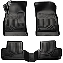 Husky Liners Front & 2nd Seat Floor Liners (Footwell Coverage) Fits 12-15 Verano