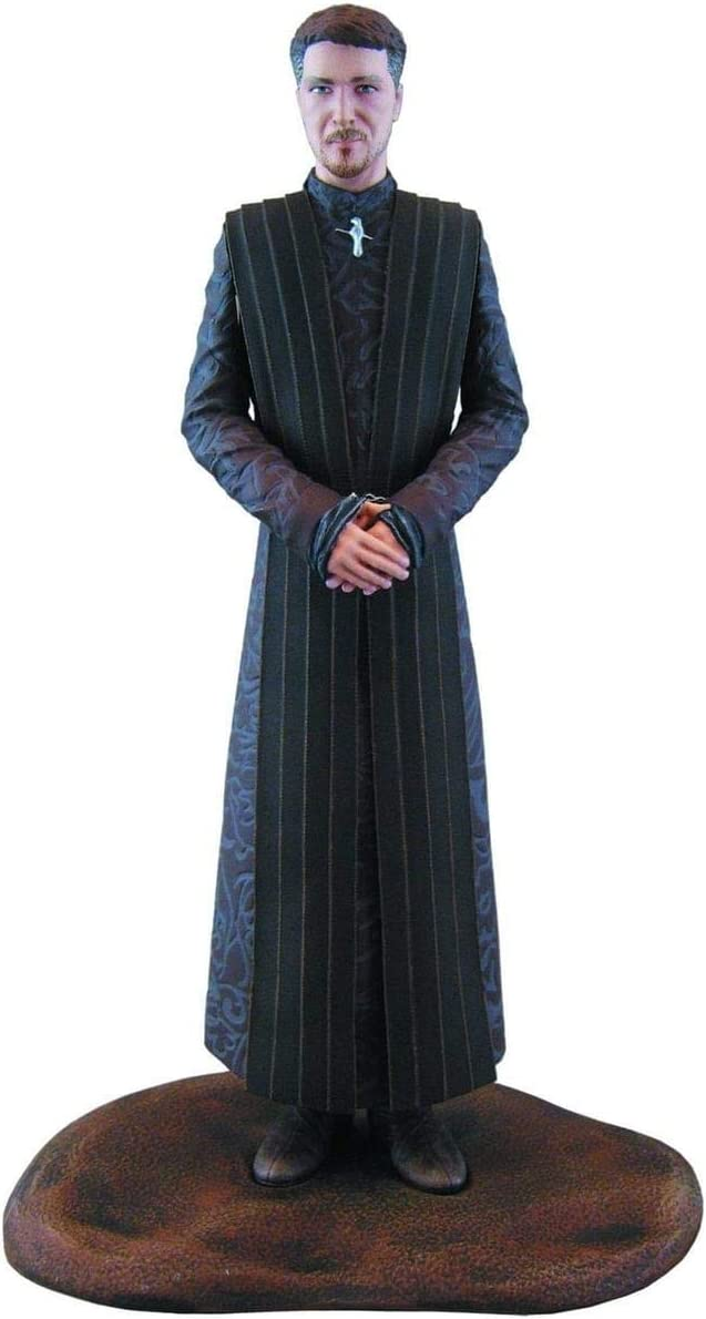 Game of Thrones Petyr Littlefinger Baelish Dark Horse Deluxe Action Figure