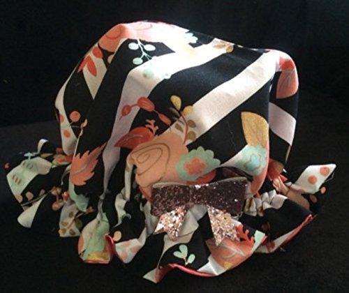Striped Bonnet - 5