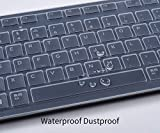 Keyboard Protector Skin for Dell KM636 Wireless