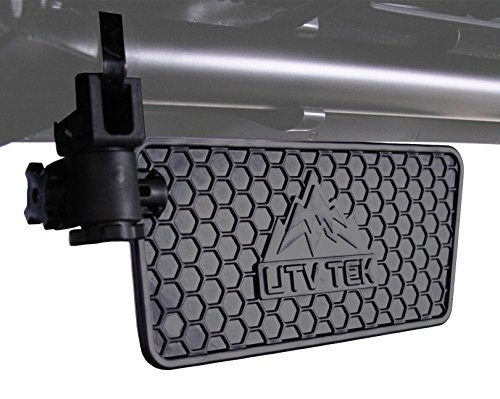 - ATV Tek UTVSV1 Adjustable Multi-Directional Sun Blocking Clear View UTV Sun Visor