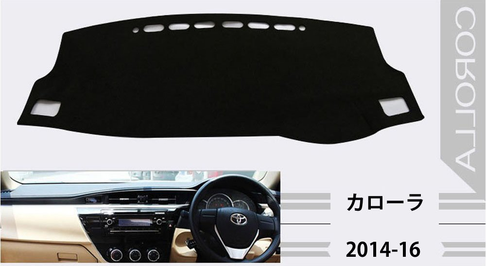 Interior Accessories Active Dashboard Mat Original Factory Shape Pad Protection Cover Carpet Dashmat Special Model For Honda For Cr-v For Crv Re 2007~2011