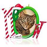 Hallmark Keepsake Ornament: The Cat's Meow Photo Frame-Holder