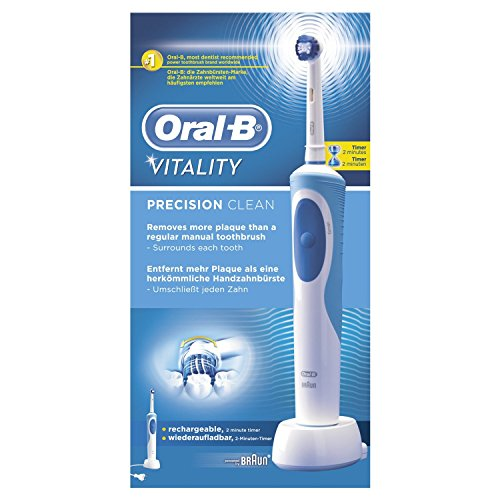 Braun D12 513 Vitality Rechargeable Toothbrush