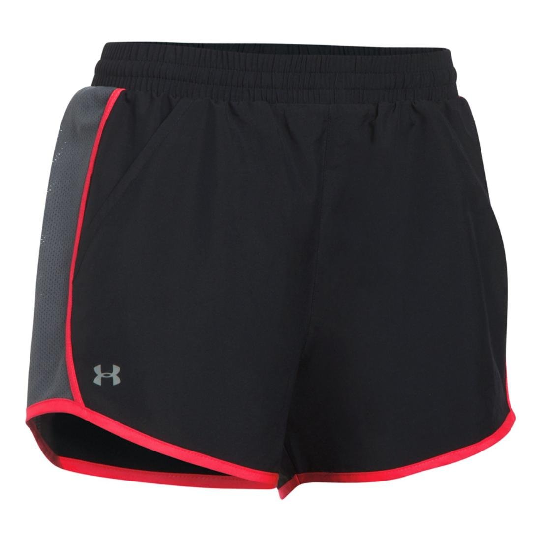 Under Armour Women's Fly-by Shorts Under Armour Apparel 1297125