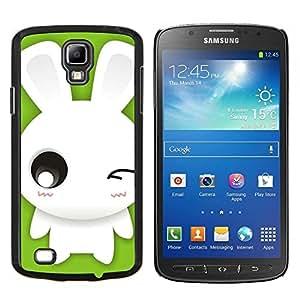TECHCASE---Cubierta de la caja de protección para la piel dura ** Samsung Galaxy S4 Active i9295 ** --Naturaleza Niebla Camino