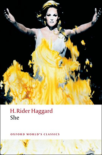 Book cover for She