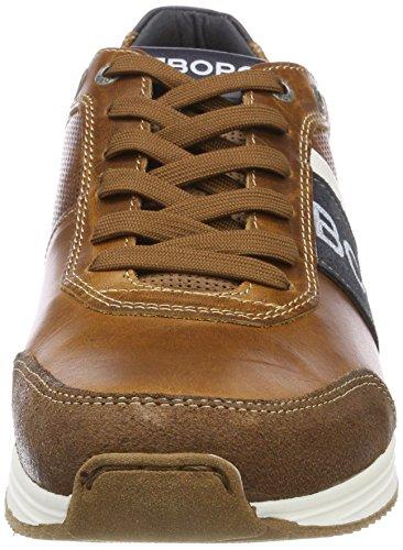 Beige BORG BJORN PRF Herren Sneaker Tan M Leandro qYB1gBxZ