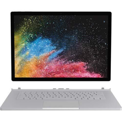 Microsoft Surface Book 2 HNQ-00001 Detachable 2-IN-1 Business Laptop - 13.5