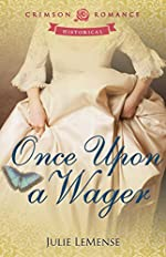 Once Upon a Wager (Crimson Romance)
