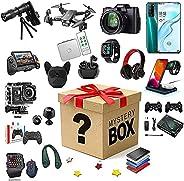 Mystery Box Electronic, Lucky Box, Mystery Blind Box Electronic, Interesting Lucky Box: Drones, Controller, He
