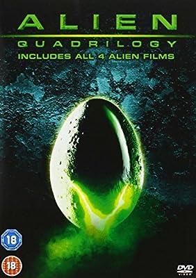 Alien 4-Pack DVD [Reino Unido]: Amazon.es: Movie, Film: Cine y ...
