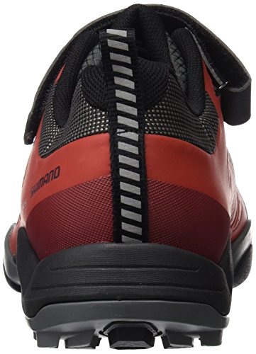 Shimano SH-MT5R - Zapatillas - rojo 2017 Rojo (Red)