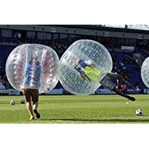 Bubble Soccer Football Inflatable Human Zorb Ball Bumper-1.2m/1.5m-for Children and Adults-various Colors Available