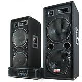 Pucket Pulsar Sistema sonido profesional Altavoces y amplificador