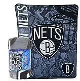 NBA Brooklyn Nets Hard Knocks Printed Fleece