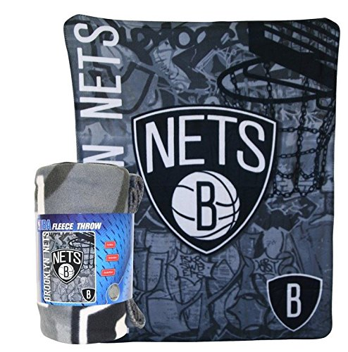 The Northwest Company NBA Hard Knocks Printed Fleece Throw, 50″ x 60″ – Sports Center Store