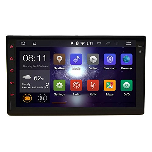 YH AN271gn11 7 Inch Android Universal navigation
