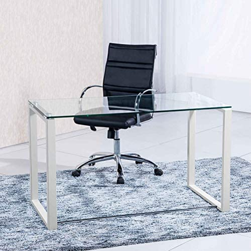 Adec - Mesa de Estudio Benetto XL, Mesa de Escritorio, Mesa de ...