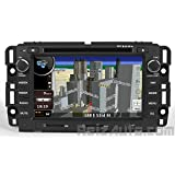 2007-2013 Chevy Suburban 1500 2500 2009-2014 Express 1500 2500 3500 VAN In-dash DVD GPS Navigation Stereo Satellite XM Radio Bluetooth Hands-free Deck Music Streaming USB SD MP3 AV Receiver CD Player iPod-Ready OEM Fit Copyrighted NNG Navteq Maps