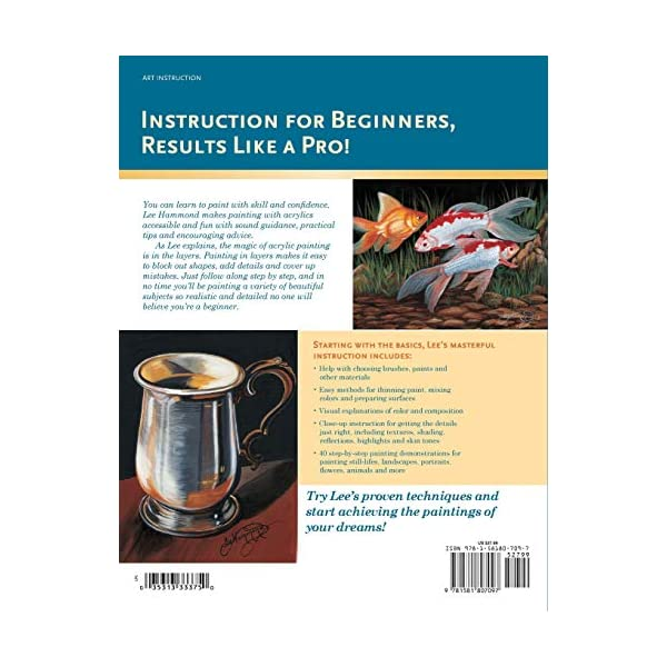 Acrylic-Painting-With-Lee-Hammond-Paperback–July-5-2006