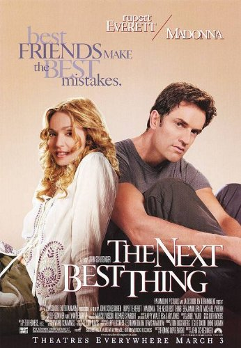 Next best thing movie poster