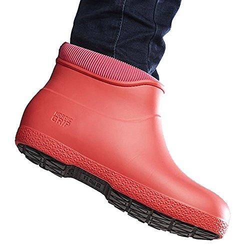 Agarre nórdico moja Winterproof botas (41, oliva) Baya