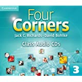 Four Corners Level 3 Class Audio CDs (3)