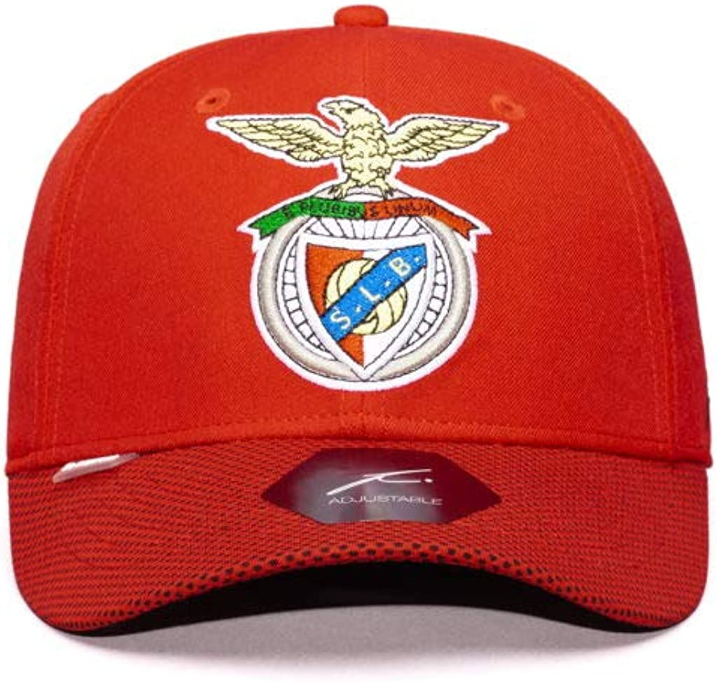 Benfica Fi Collection Red Baseball Hat