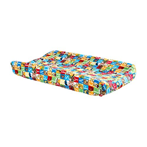 Trend Lab Dr. Seuss Changing Pad Cover, Alphabet