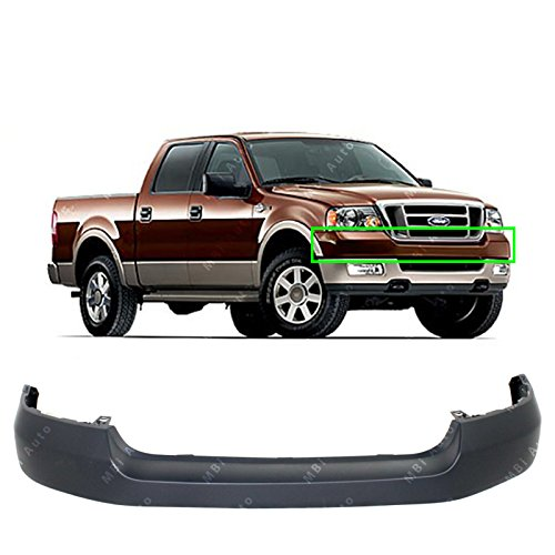 2005 Ford F150 Bumper - MBI AUTO - Primered, Front Bumper Upper Cover for 2004 2005 2006 Ford F150 & 2006 Lincoln Mark LT Pickup 04-06, FO1000561