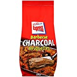 BBQ Barbecue Fuel Express Charcoal Briquettes Weight 5KG 702421