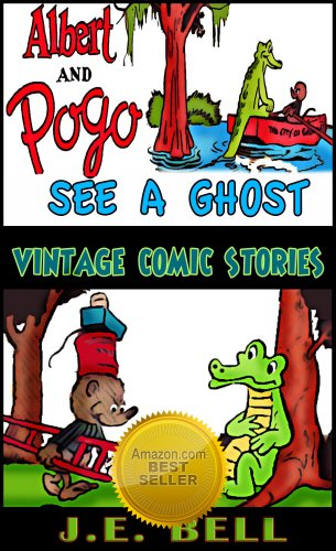 Albert and Pogo See a Ghost - Funny Book for Kids (Vintage Comic Stories Series 5)