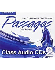 Passages Level 2 Class Audio CDs (3)