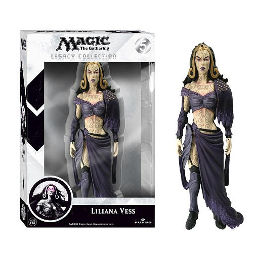 Magic The Gathering Legacy 6 Inch Action Figure Liliana Vess