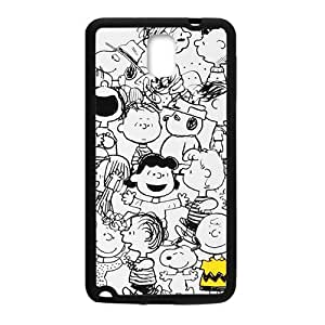 Cosy snoopy family Cell Phone Case for Samsung Galaxy Note3