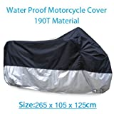 Seal Skin Waterproof Socks Best Deals - Waterproof Motorcycle Cover For Suzuki Boulevard M50 VZ800 M109R Intruder M1800R