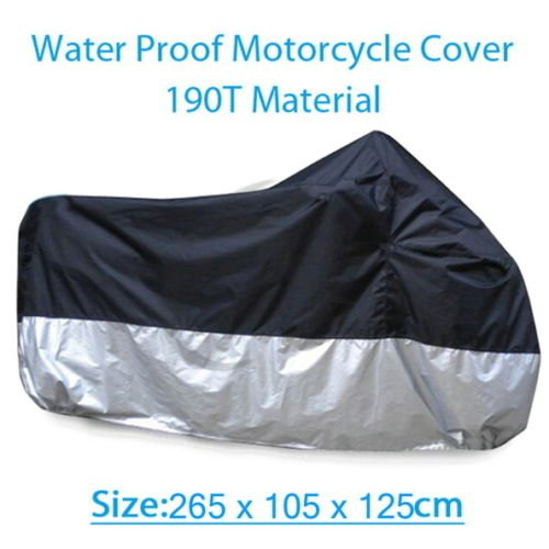 Waterproof Motorcycle Cover For Suzuki Boulevard M50 VZ800 M109R Intruder M1800R