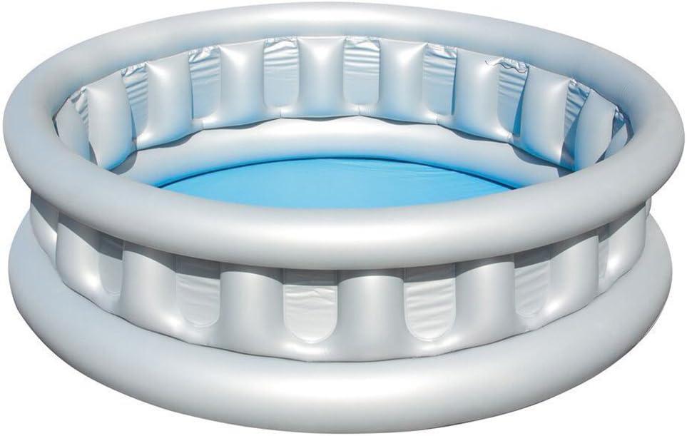 Bestway Piscina hinchable Rotonde para niños 3 + diámetro Ø 152 cm alta calidad – Idea regalo: Amazon.es: Jardín