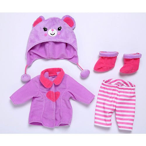 Baby Alive Cozy Cuddles Coat For 12 Quot 14 Quot Dolls Import