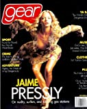 img - for Gear Magazine - September 2000: Jaime Pressly, CoCo Lee, & More book / textbook / text book