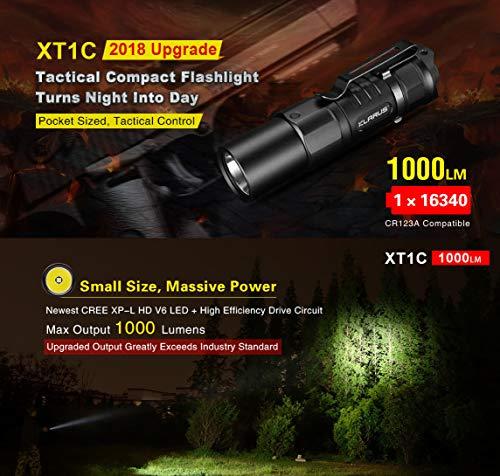 Buy edc flashlight 2018