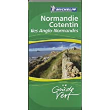 Normandie cotentin iles anglo- guide vert