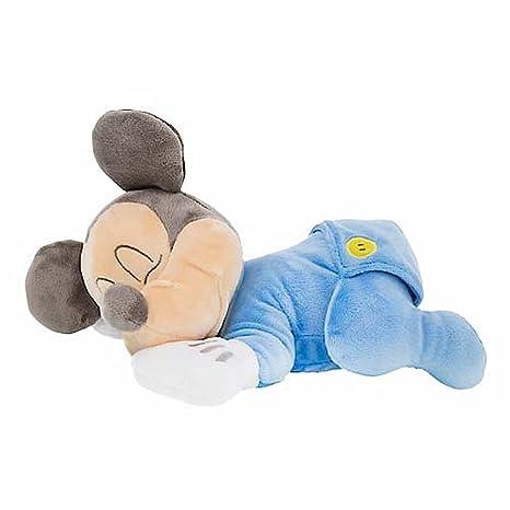 Disney Parque mágico Sonidos de Slumber Saco de peluche musical, diseño de bebé de mickey