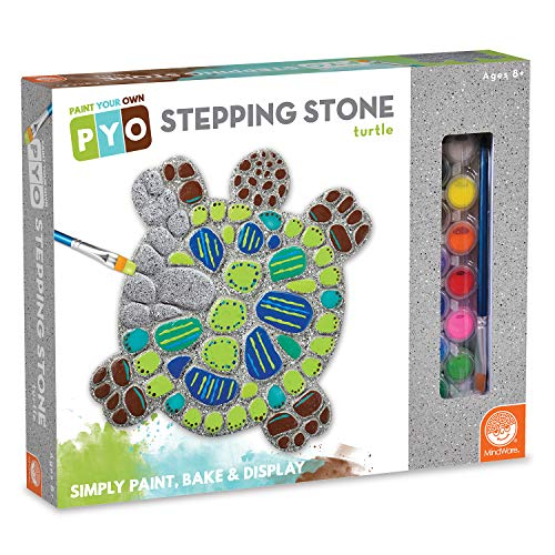MindWare Paint Your Own Stepping Stone: Turtle ()