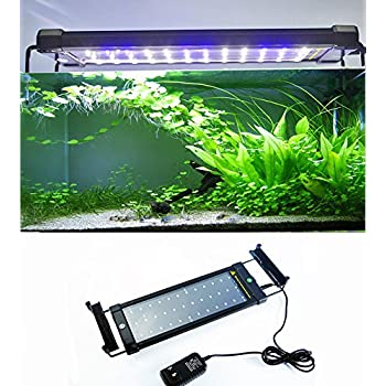 Marineland led light hood 20 inch by 10 inch for Fish tank light hood
