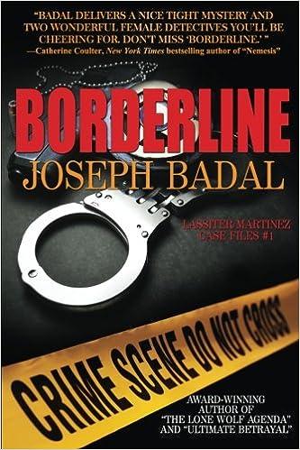 Borderline: Joseph Badal: 9780692463390: Amazon.com: Books